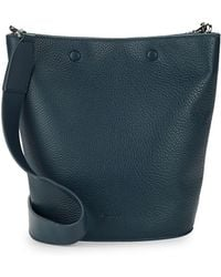 Steven Alan - Rhys Leather Bucket Bag - Lyst