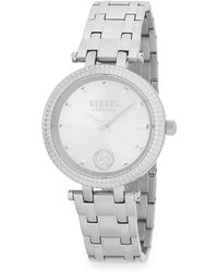 Versus - Posh Stainless Steel Watch - Lyst