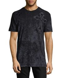 Affliction - Concept Cotton Tee - Lyst