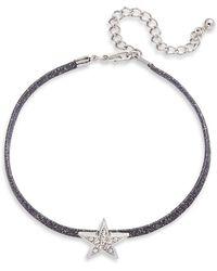 Kenneth Jay Lane   Star Choker Necklace   Lyst