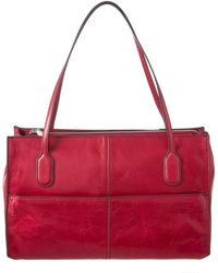 Hobo - Friar Leather Tote - Lyst