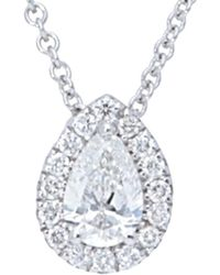 Nephora - 14k 0.33 Ct. Tw. Diamond Necklace - Lyst