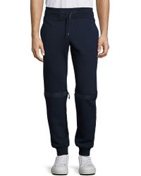 Madison Supply - Solid Convertible Trousers - Lyst