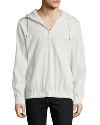 Matiere - Spence Hooded Anorak - Lyst