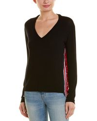 Bailey 44 Pied A Terre Wool-blend Sweater Top - Multicolor