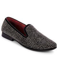 Steve Madden - P Diddz Textured Slip-on Dress Shoe - Lyst