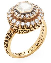 Amrapali - 14k & 1.45 Ct. Tw. Diamond Ring - Lyst