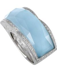 Stephen Webster - 18k 26.04 Ct. Tw. Diamond & Gemstone Ring - Lyst