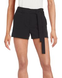 Helmut Lang | Patch Pocket Shorts | Lyst