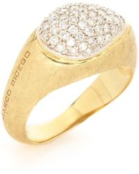 Marco Bicego - Confetti Isola Pave Diamond Ring - Lyst