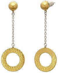 Gurhan - Mango 24k Over Silver Drop Earrings - Lyst