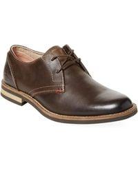 Original Penguin - Wade Leather Derby Shoe - Lyst
