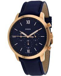 Fossil - Men's Neutra Watch - Lyst
