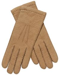 Maison Fabre - Pecari Leather Gloves - Lyst