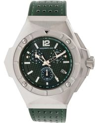 Morphic - M55 Series Stainless Steel Green Dial Watch, 52mm - Lyst