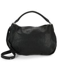 Liebeskind - Libeskind Leather Shoulder Bag - Lyst