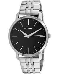 Fossil - Men's Luther Watch - Lyst