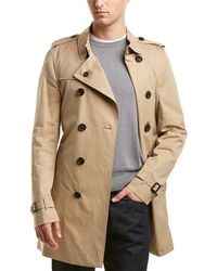 Burberry - The Chelsea – Mid-length Trench Coat - Lyst