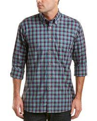 Bills Khakis - Classic Fit Eustis Woven Shirt - Lyst