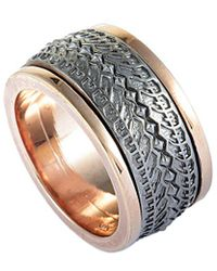Stephen Webster - Silver & Rhodium Ring - Lyst