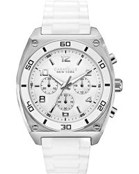 Caravelle NY - Bulova Men's Silicone Watch - Lyst