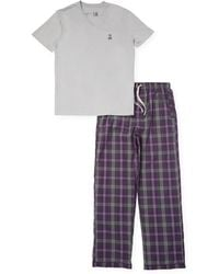 Psycho Bunny - Cotton Shirt & Trousers Gift Set - Lyst