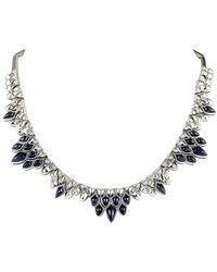 Stephen Webster - Silver 16.66 Ct. Tw. Necklace - Lyst
