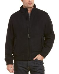 Brooks Brothers - Wool-blend Daniel Bomber - Lyst