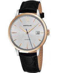 Montblanc - Men's Heritagespir Watch - Lyst