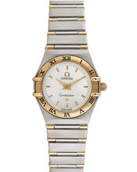 Omega - Omega 1990s Women's Constellation Watch - Lyst