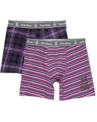 Psycho Bunny - Cotton Boxer Brief Two-piece Gift Set - Lyst