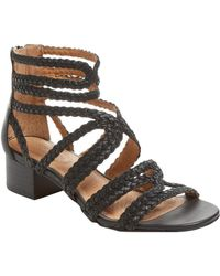 Corso Como - Jonah Braided Leather Sandal - Lyst