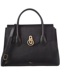 Mulberry - Seaton Small Leather Tote - Lyst f7c907aa7e44b
