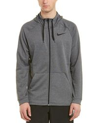 bef7b72a65c52d Lyst - Nike Dry Hd Full Zip Hoodie for Men