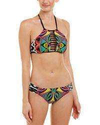 Trina Turk - Africana 2pc Bikini Set - Lyst