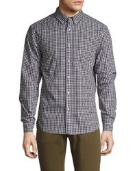 You As - Langland Buttoned Sportshirt - Lyst