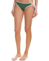 Shoshanna Bikini Bottom - Green