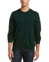 Moncler - Maglia Wool Crewneck Sweater - Lyst