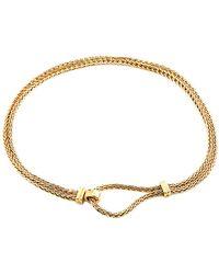 Pomellato - 18k Necklace - Lyst