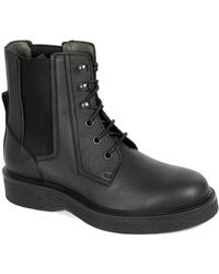Lanvin - Leather Boot - Lyst