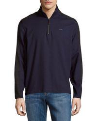 Calvin Klein   Long-sleeve Cotton Sweater   Lyst