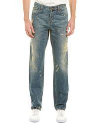 Gucci Straight Leg Denim Jean