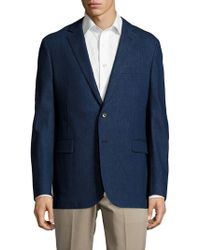 Ralph Lauren   Classic-fit Cotton Two-button Sportcoat   Lyst