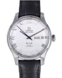 Omega - Men's De Ville Annual Calendar Watch - Lyst