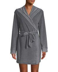 Honeydew Intimates - Hooded Robe - Lyst