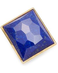 Ippolita - 18k Gold & Lapis Gelato Ring - Lyst