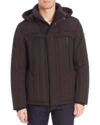 Tumi - Woven Down-filled Jacket - Lyst