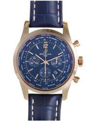 Breitling - Transocean Unitime Pilot 46 Mm Watch - Lyst
