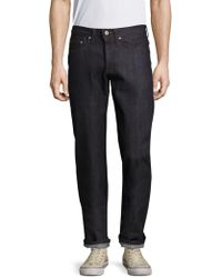 Naked & Famous - Cotton Weird Guy Jeans - Lyst