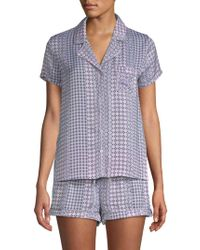 Splendid - Spring Affair Pajama Set - Lyst